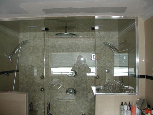 Glass shower doors tacoma wa shower stalls tacoma for Bathroom remodeling tacoma wa