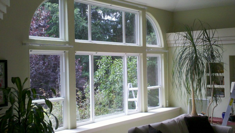 Vinyl windows gig harbor wa vinyl replacement windows for Best vinyl replacement windows