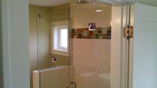 Glass Shower Doors Bellevue WA Shower Stalls Bellevue Shower - Bathroom remodel bellevue wa