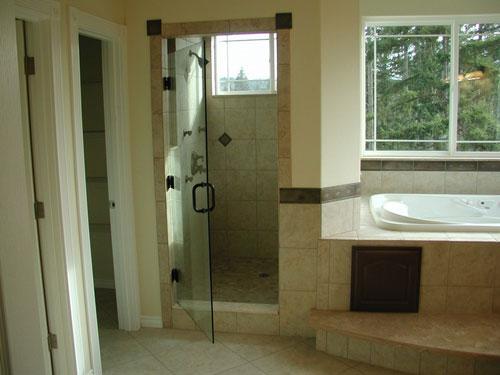 Glass Shower Doors Lynnwood WA   Shower Stalls Lynnwood   Shower ...