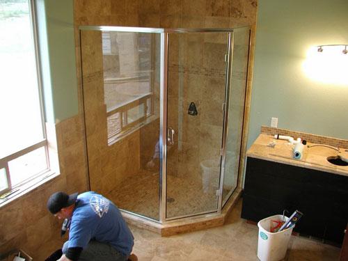 Glass Shower Doors Puyallup Wa Shower Stalls Puyallup